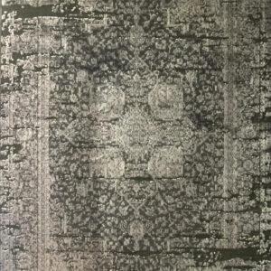 فرش وینتیج رنگ سبز3