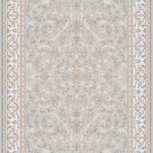 فرش ماشینی 1200 شانه طرح ستایش رنگ الماسی
