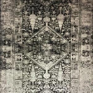 فرش وینتیج کد 2023violet
