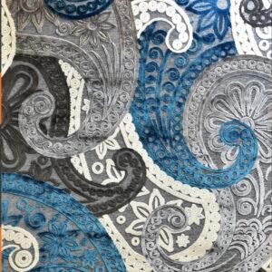 فرش فانتزی طرح سیلور۳۶۵