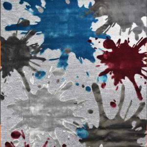 فرش فانتزی طرح سیلور ۴۰۰۳