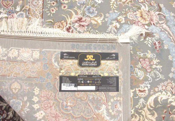 فرش ساوین طرح دلارا