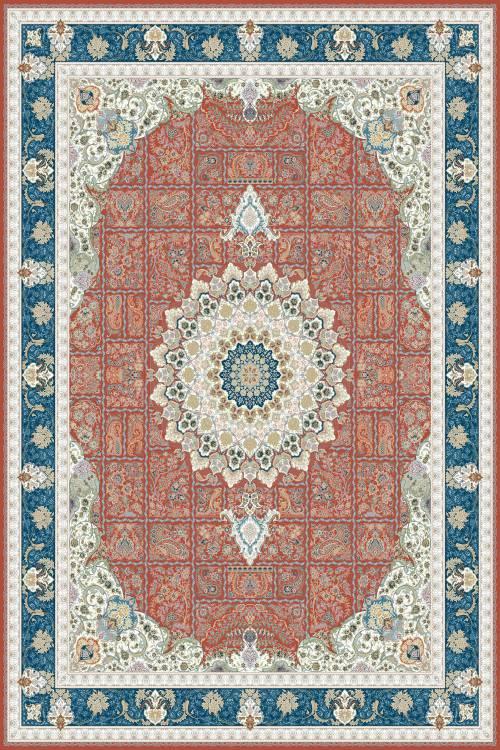 فرش ساوین طرح ۳۰۰۵