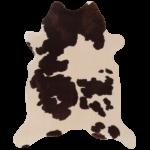 فرش سه بعدی زرباف طرح پوست گاو