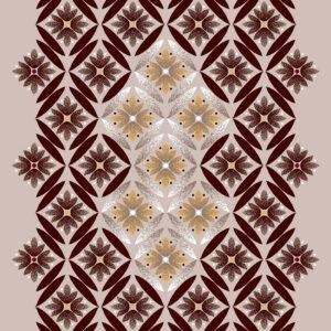 فرش ساوین طرح رایان