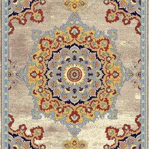 فرش ساوین طرح پرنا