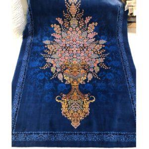 تابلو فرش ماشینی طرح ریزگل کد Y150