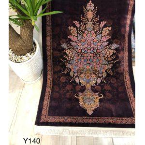 تابلو فرش ماشینی طرح ریزگل کد Y140