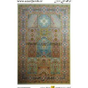 قالیچه کلاسیک کلکسیون M کد 100903