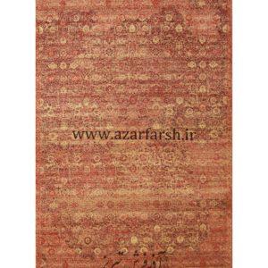 فرش 1500 شانه مشهد اردهال تمام ابریشم کد 11