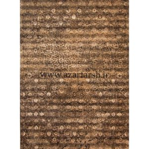 فرش ۱۵۰۰ شانه مشهد اردهال تمام ابریشم کد ۱۴