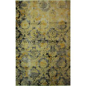 قالیچه بهشتی طرح طوفان کد T700