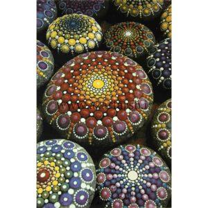 قالیچه فانتزی khoob carpet کد 387