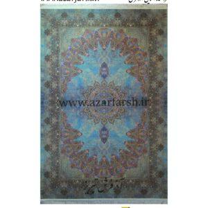 قالیچه 700 شانه دیبا کد D100
