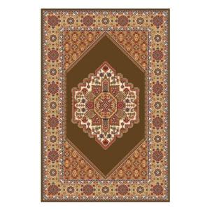 فرش 320 شانه کویر یزد کد B040B-5181
