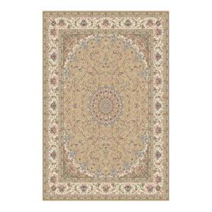 فرش 500 شانه دستباف گونه کویر یزد کد X042-1410
