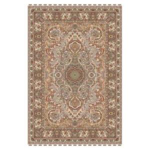 فرش 700 شانه دستباف گونه کویر یزد کد Q023-1083
