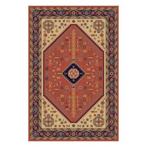 فرش 320 شانه کویر یزد کد B008-5039