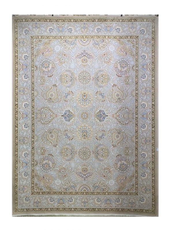 قالیچه  2.25×1.5 متری افشان یاشار صدفی وزرا 1000 شانه هایبالک
