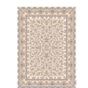 فرش ماشینی 1200 شانه بهشتی کلکسیون تبریز کد 1310