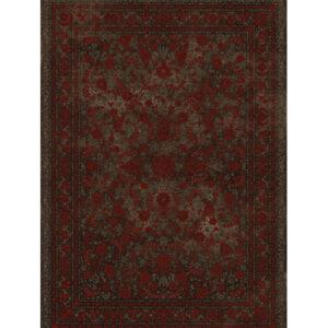 فرش ماشینی 1200 شانه بهشتی کلکسیون لاوین کد 285