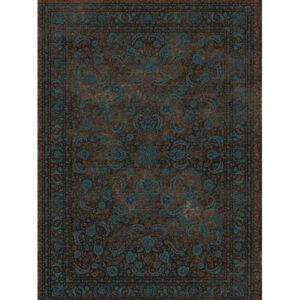 فرش ماشینی 1200 شانه بهشتی کلکسیون لاوین کد 286