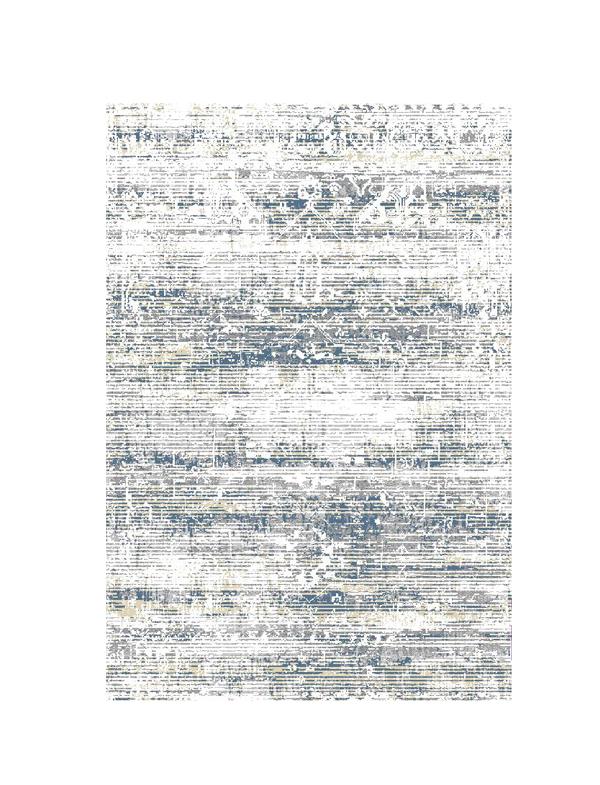 فرش ماشینی ۷۰۰ شانه بهشتی کلکسیون راگا کد ۱۰۱۹V
