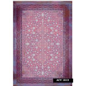 فرش ماشینی 1200 شانه خاطره کاشان کد ACV 1613