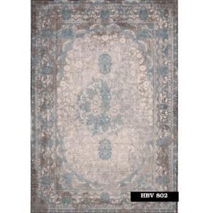فرش ماشینی 1200 شانه خاطره کاشان کد HBV 802