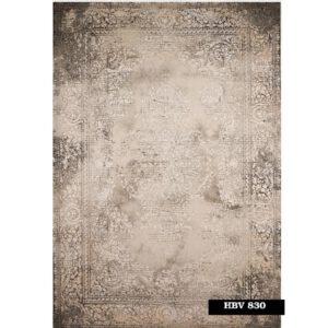 فرش ماشینی 1200 شانه خاطره کاشان کد HBV 830