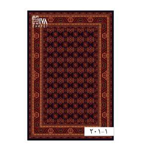 فرش ماشینی 700 شانه هیوا کلکسیون بلوچ کد 1-201