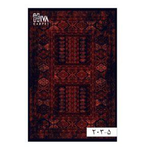 فرش ماشینی 700 شانه هیوا کلکسیون بلوچ کد 5-203
