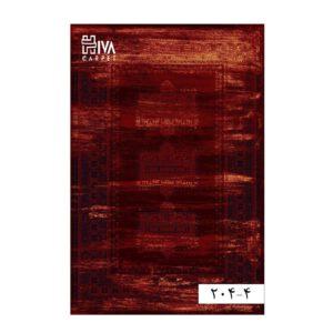 فرش ماشینی 700 شانه هیوا کلکسیون بلوچ کد 4-204