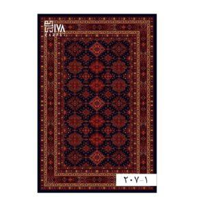 فرش ماشینی 700 شانه هیوا کلکسیون بلوچ کد 1-207