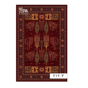 فرش ماشینی 700 شانه هیوا کلکسیون بلوچ کد 3-212