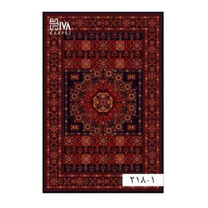 فرش ماشینی 700 شانه هیوا کلکسیون بلوچ کد 1-218