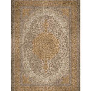 فرش ماشینی 1200 شانه بهشتی کلکسیون لاوین لایت کد 152