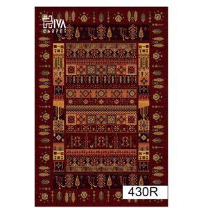 فرش ماشینی 700 شانه هیوا کلکسیون خزان کد 430R