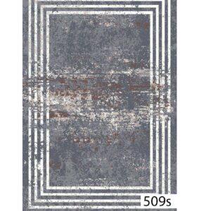 فرش ماشینی 500 شانه هیوا کلکسیون پلی استر کد 509S