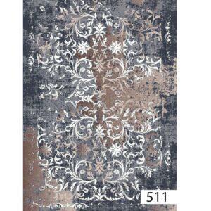 فرش ماشینی 500 شانه هیوا کلکسیون پلی استر کد 511