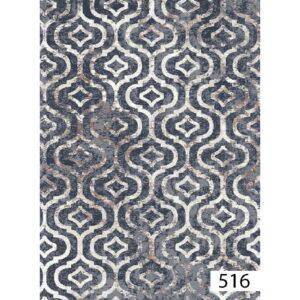 فرش ماشینی 500 شانه هیوا کلکسیون پلی استر کد 516