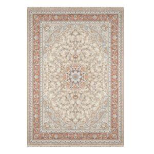 فرش ماشینی 1500 شانه خاطره کاشان کد HB 1532